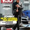 Johnny Hallyday en couverture de VSD