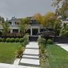 La maison de Johnny Hallyday à Los Angeles visible sur internet