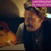 Vidéo – Clip Jamais seul de Johnny Hallyday