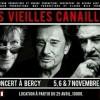 Johnny Hallyday, Jacques Dutronc & Eddy Mitchell sur scène : c'est confirmé !