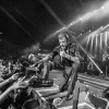 On the road avec Johnny Hallyday