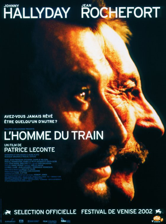 L'Homme du train (2002) affiche