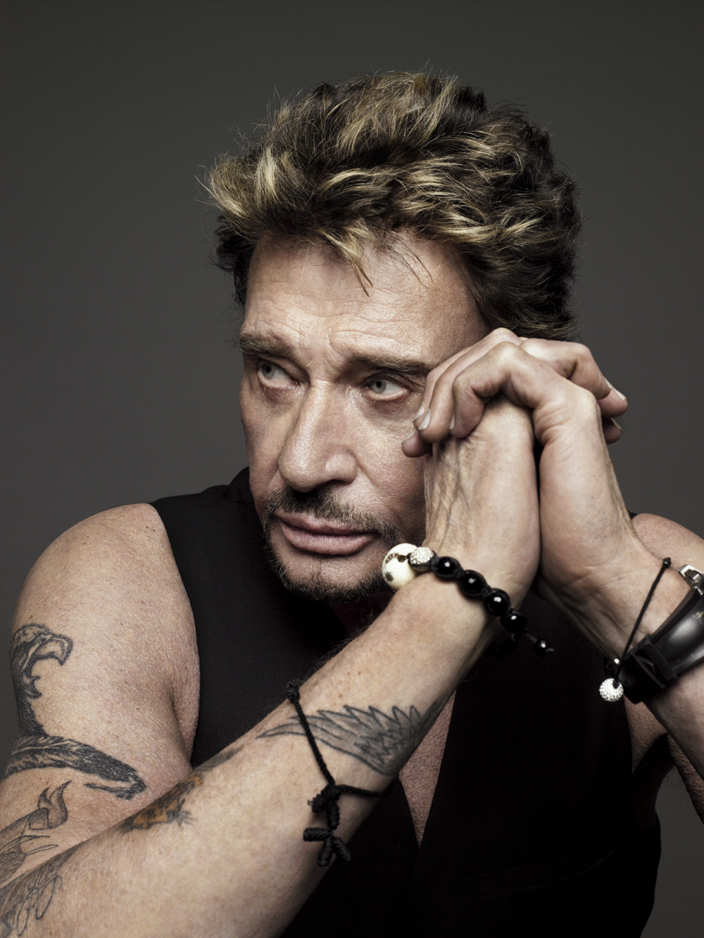 Les Tatouages De Johnny Hallyday Johnny Hallyday