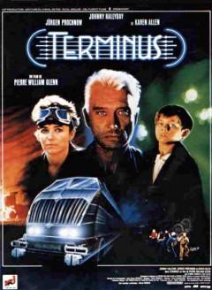 Affiche de Terminus avec Johnny Hallyday