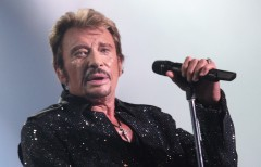 Johnny Hallyday interview du Figaro Madame