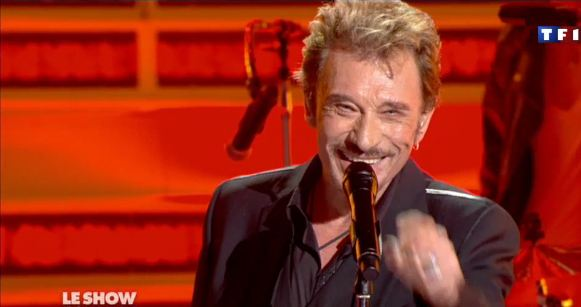 Show Johnny Hallyday TF1 26 mars 2011