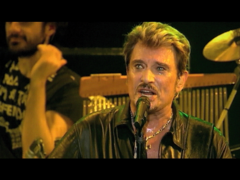 Johnny Hallyday à la Cigale 2006