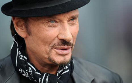 Comment ressembler johnny hallyday johnny hallyday - Housse de couette johnny hallyday ...