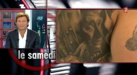 Retiens la vie reportage france 2 Johnny Hallyday