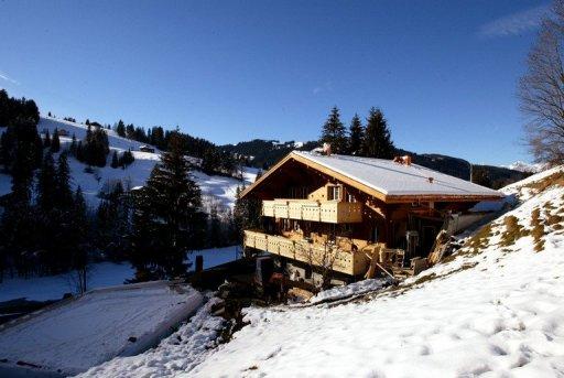 Maison Johnny Hallyday Gstaad
