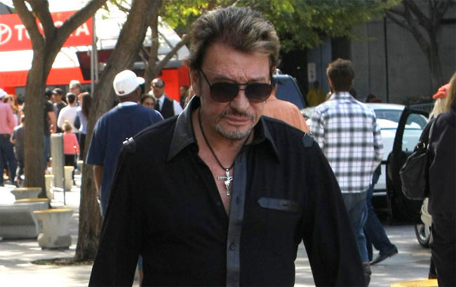 Johnny Hallyday expulsion suisse