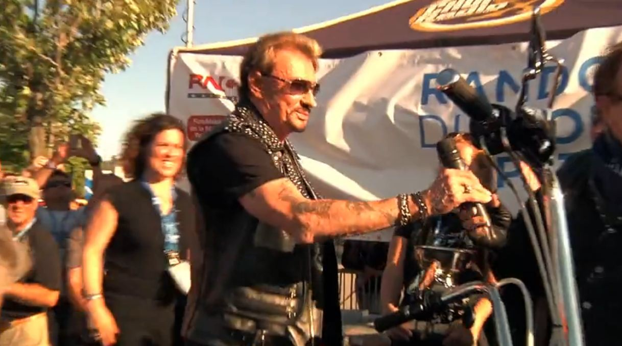 Johnny Hallyday Quebec