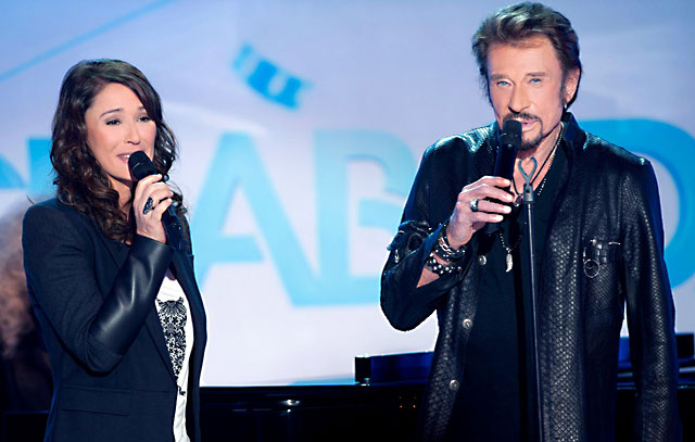Johnny Hallyday Chabada France 3