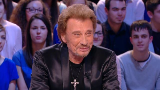 Johnny Hallyday Grand Journal 2013
