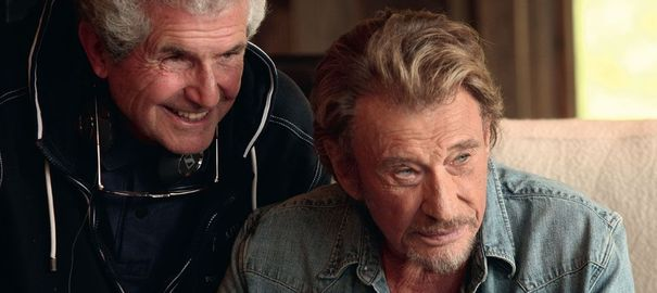 johnny hallyday claude lelouch