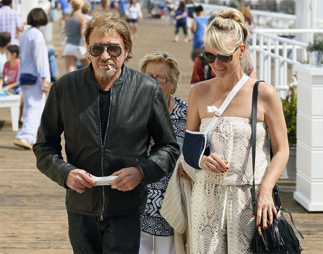Johnny-Hallyday-Laeticia-Malibu