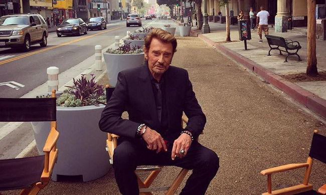 tournage-clip-Johnny-Hallyday-los-angeles