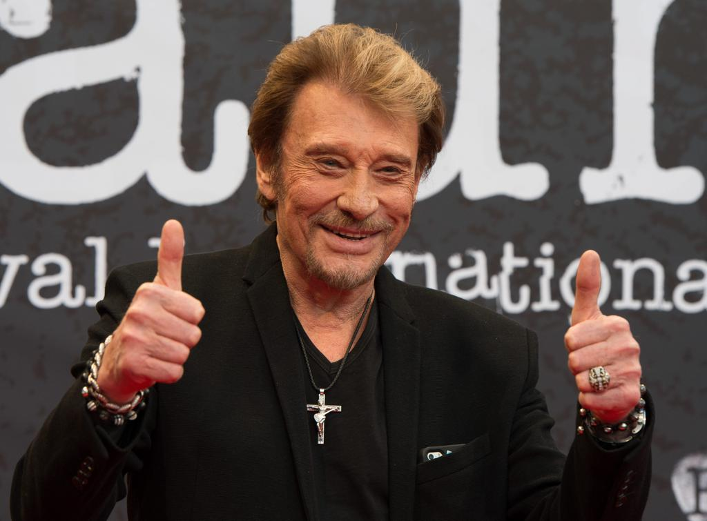 Johnny Hallyday France Inter Boomerang
