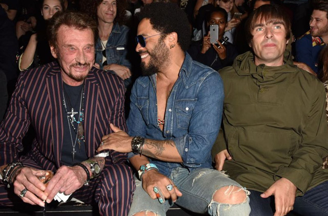 Johnny-Hallyday-lenny-kravitz-liam-gallagher-paris-2015