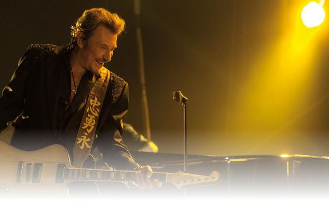 johnny hallyday summer tour 2015 concerts tournée