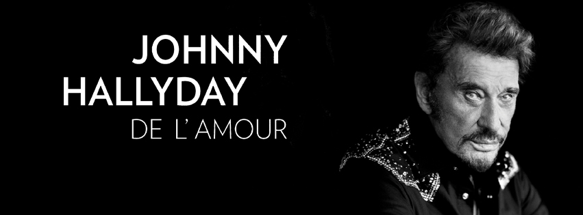 johnny hallyday album de l'amour