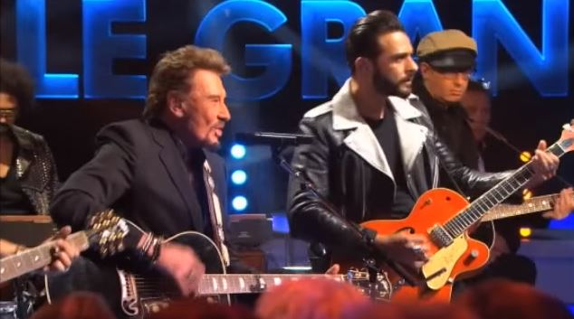 johnny hallyday yodelice de l'amour