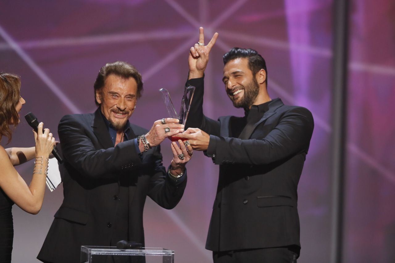 maxime nucci johnny hallyday yodelice