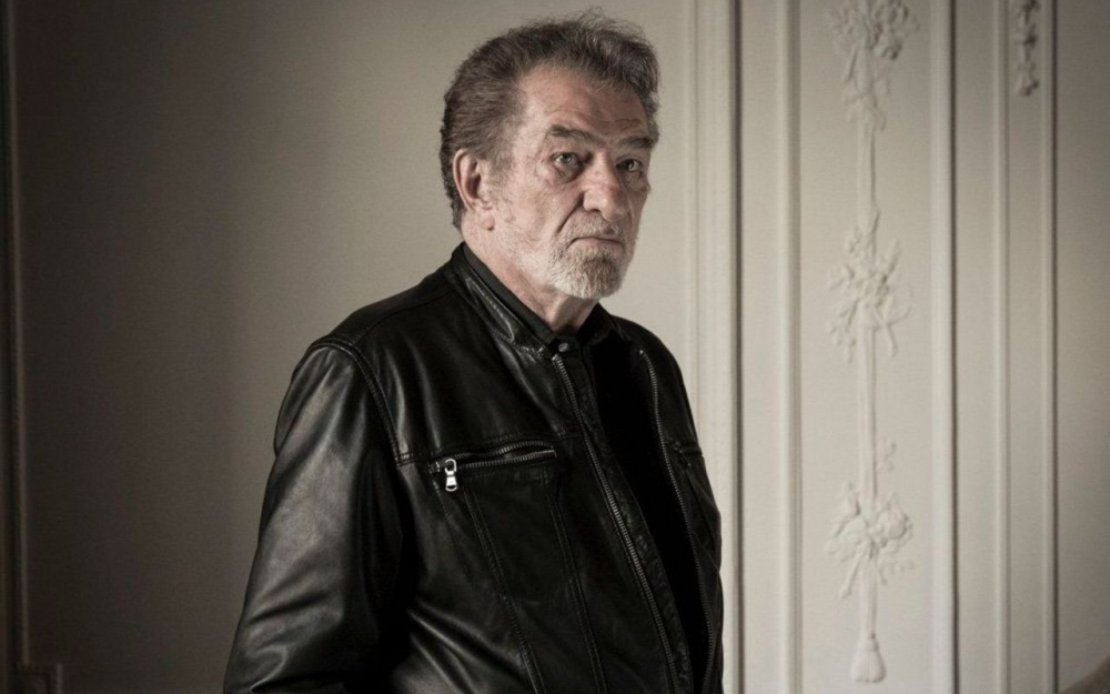 Eddy Mitchell Johnny Hallyday 2018