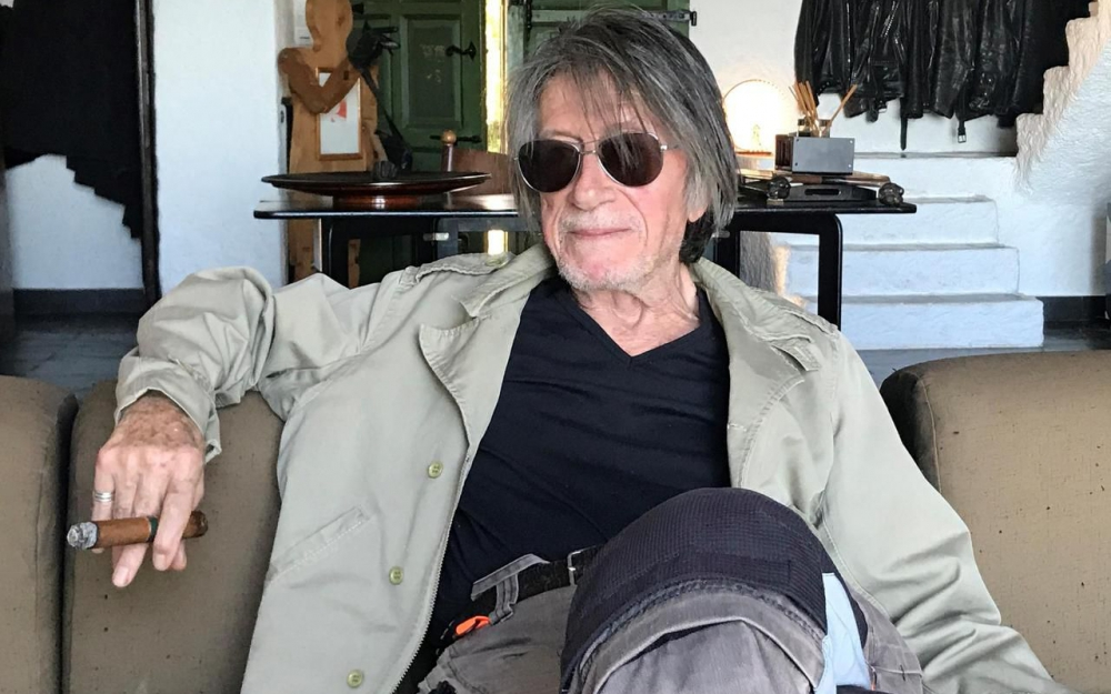 jacques Dutronc 2019 Johnny Hallyday