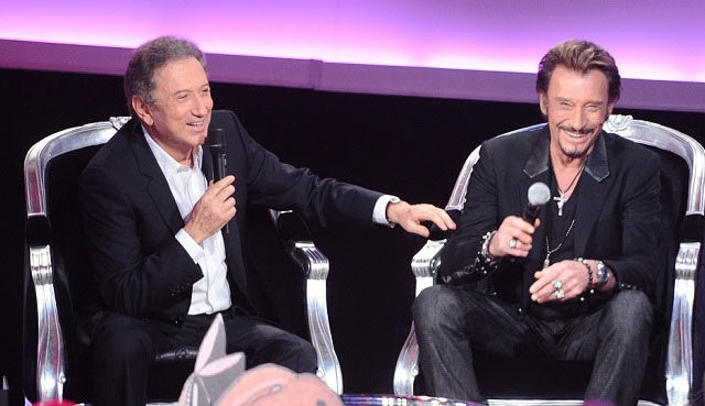 Johnny-Hallyday-dernier-sms-michel-drucker
