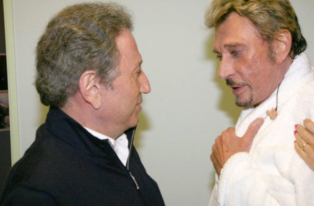 Johnny-Hallyday-michel-drucker