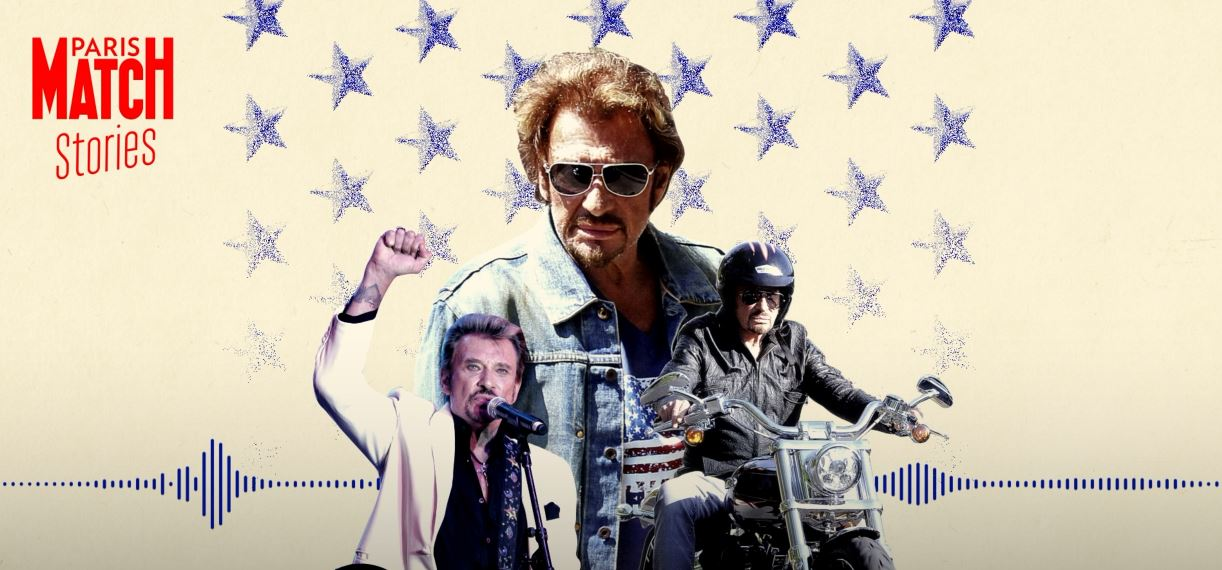 Podcast Johnny Hallyday