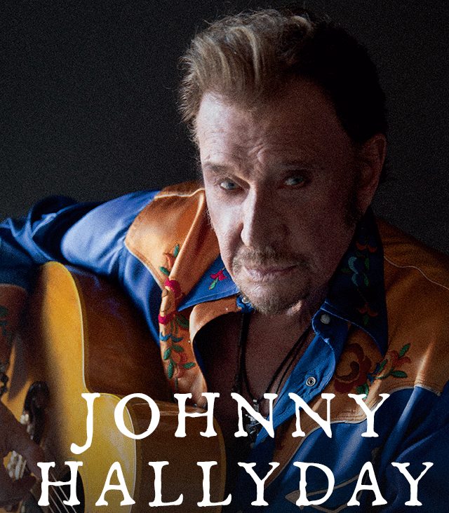 Johnny Hallyday son reve americain